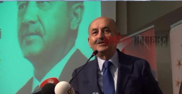 """Müezzinoğlu """"FETÖ darbesini şekillendiren güç, yalnız bunak bir hoca olamaz!"""""""