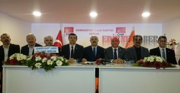 CHP'nin ikinci il başkanı adayı Bülent Varel!
