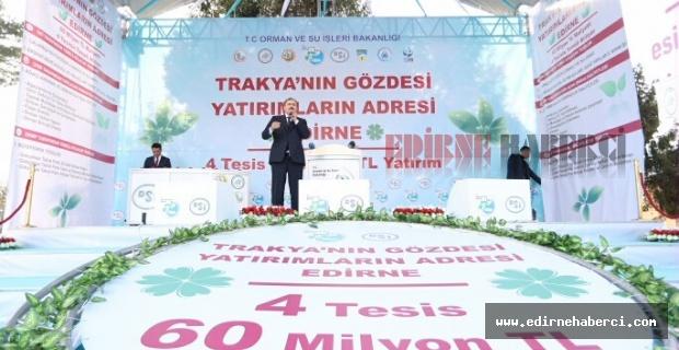60 Milyon TL'lik yatırım,11 yeni müjde...