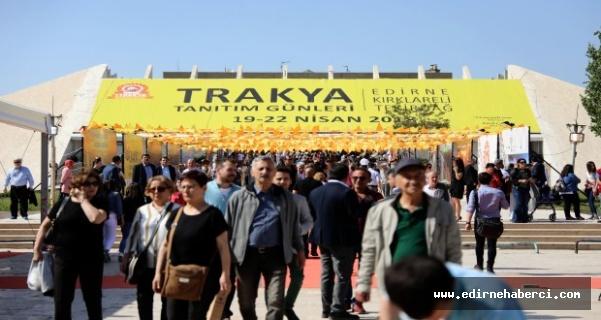 Ankara'da Trakya günleri!