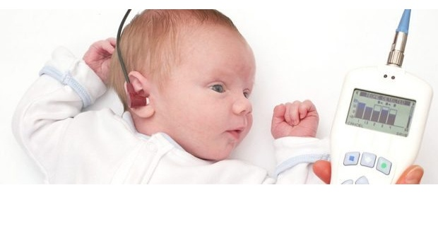 Bebeklere işitme testi gerekli!