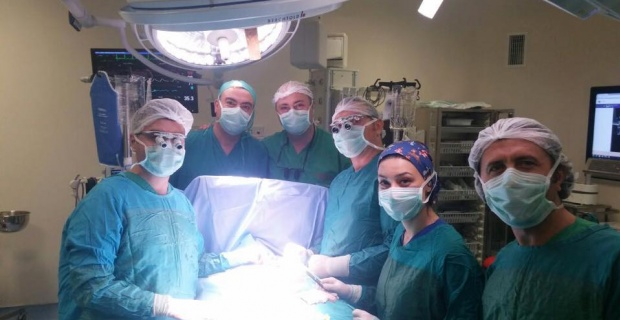 Bir başarılı ameliyat daha!