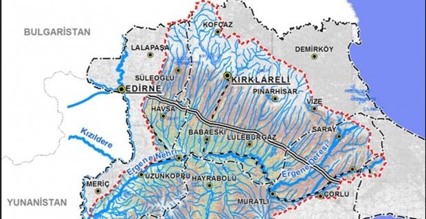 Edirne'ye 15 milyon 320 bin TL