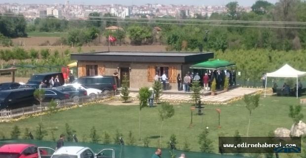İnce Edirne'de!