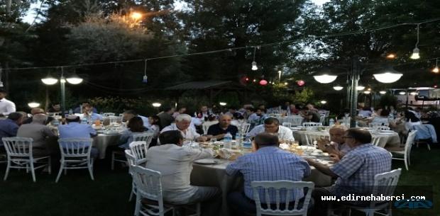 ETSO'dan anlamlı iftar!