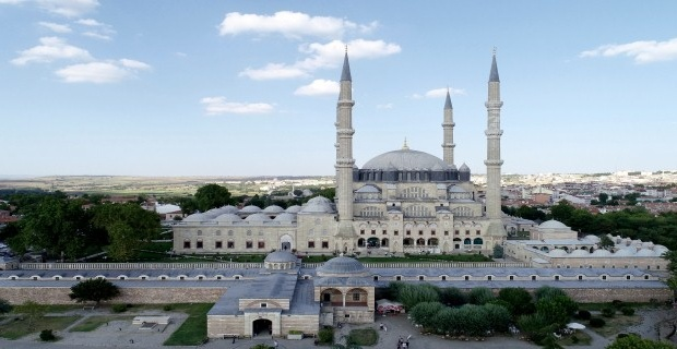"""Selimiye restorasyonu """"cek-cak"""""""