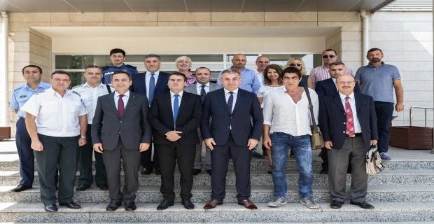 Türk ve Bulgar gümrük yetkilileri bir araya geldi!