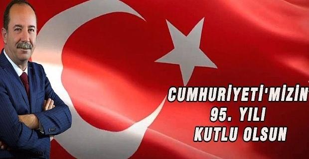 """Gürkan """"Türk Milleti her şeye rağmen dimdik ayakta durmasını bildi!"""""""