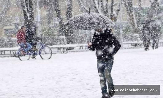 Havanın arkası kar!