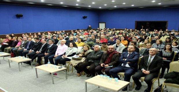 Edirne Barosu yapay zeka konulu konferans düzenledi!