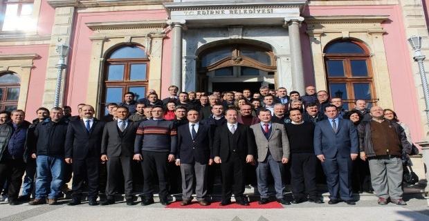 Sosyal denge tazminatı sözleşmesi imzalandı!