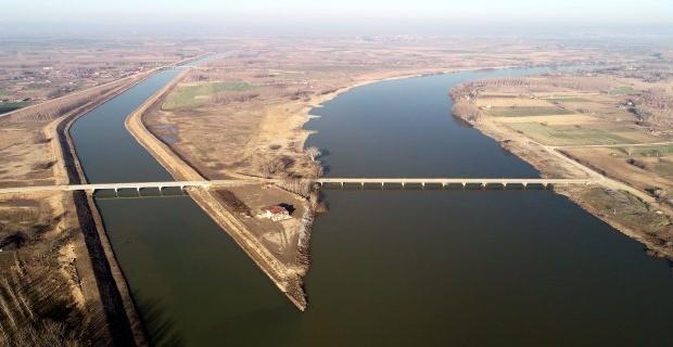 Kanal Edirne bu yıl tamamlanacak!