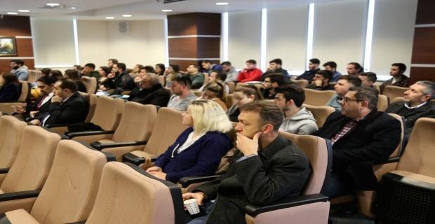 Dış ticaret bilgilendirme semineri düzenlendi!