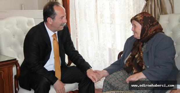 Gürkan'ın annesi Ümmüş Gürkan 92 yaşında vefat etti!