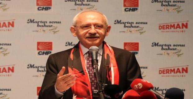 """Kılıçdaroğlu """"Cumhuriyet aslında bir kadın devrimidir!"""""""