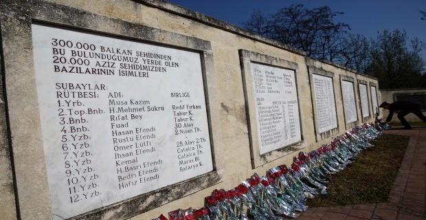 """Vali Canalp""""Edirneliler geçmişimizin acı hatıralarını hiçbir zaman unutmadı!"""""""