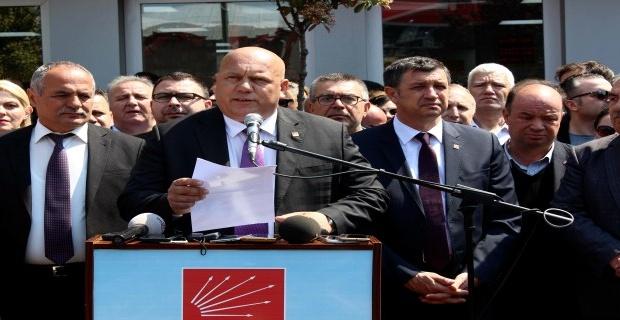 Edirne CHP saldırıyı kınadı!