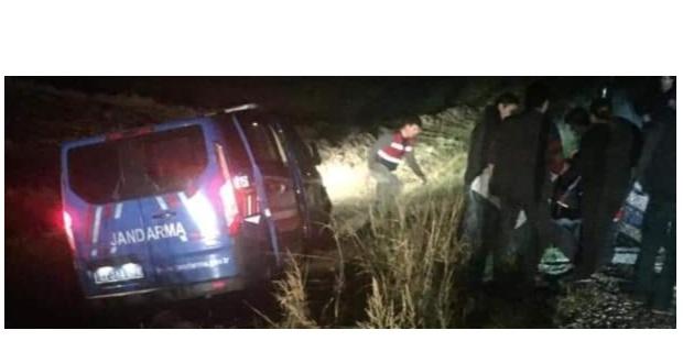 Jandarma'ya kaza yaptırdı!