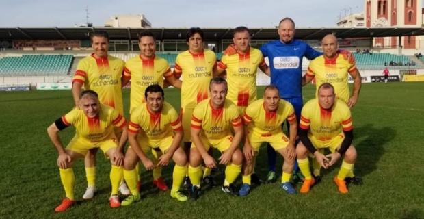 EDOFAD Edirne Kozlukebir Kartalları'nı 4 golle geçti!