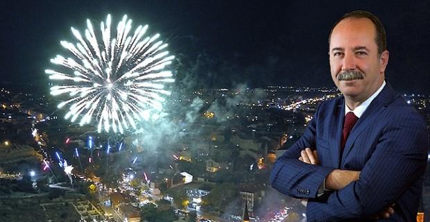 Gürkan yeni yıl mesajı yayımladı!