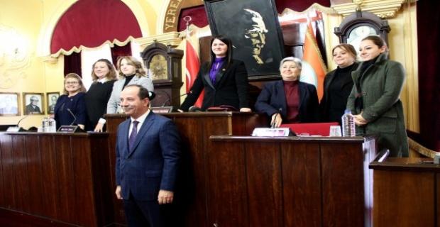 Meclis gündemi Edirne'de ki meczuptu!