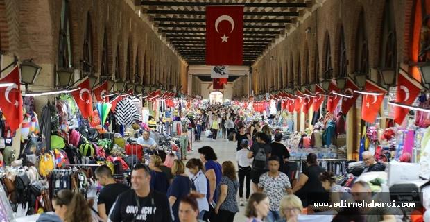 En çok yabancı girişi olan ikinci il Edirne!