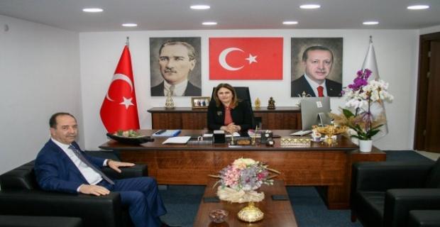Gürkan'dan İba'ya ziyaret!