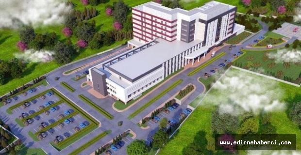 200 yataklı hastanenin ihale süreci başladı!