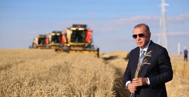Çiftçiye destek!