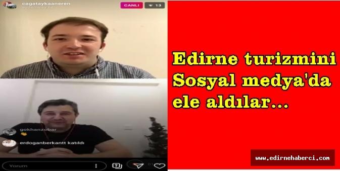 """Ay, """"Edirne'deki alışveriş turizmi son yıllarda büyük gelişme gösteriyor!"""""""