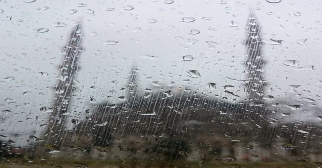 Sağanak yağış bekleniyor!Bayramda hava serin.