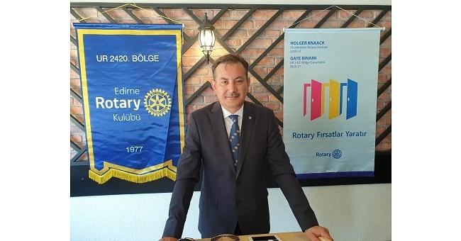 Rotary'de yeni dönem!