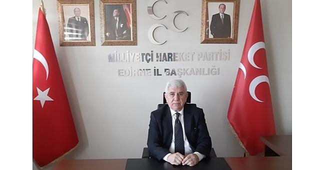 """Tercan""""MHP teşkilatlarımız başarıyı yakalayacak ve en az bir milletvekili çıkaracak güçtedir!"""""""