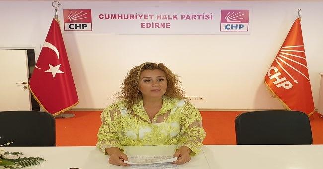 "CHP'li kadınlar ""İstanbul Sözleşmesi kırmızı çizgimizdir!"""