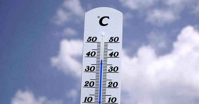 Sıcak havaya dikkat!