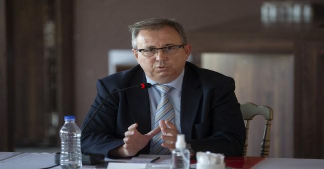 """Rektör Tabakoğlu""""bir liderin nasıl yetiştiği anlatılabilir!"""""""