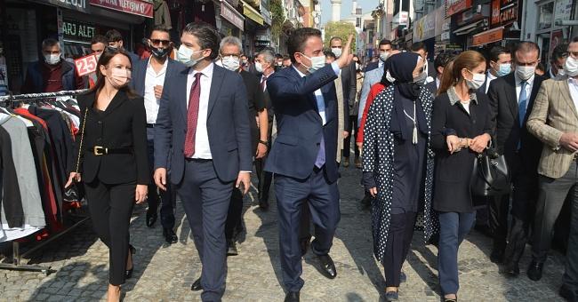 Babacan Edirne'den sert çıktı!