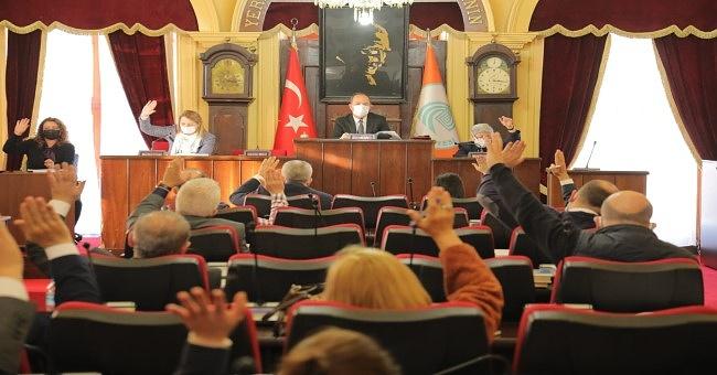 Belediye Meclisi Kasım ayı 2. birleşimi gerçekleştirildi!