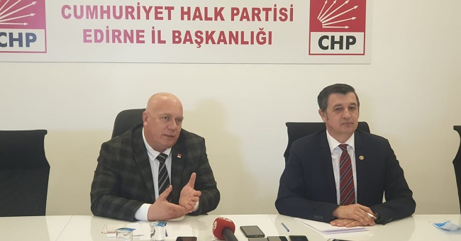 """Gaytancıoğlu """"iktidarı çok samimiyetsiz,Türkiye'nin sorunlarını çözemez nitelikte buluyoruz!"""""""