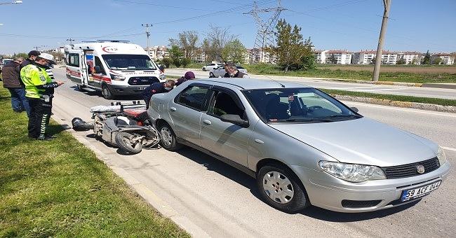 Moto kurye kazaları artıyor!