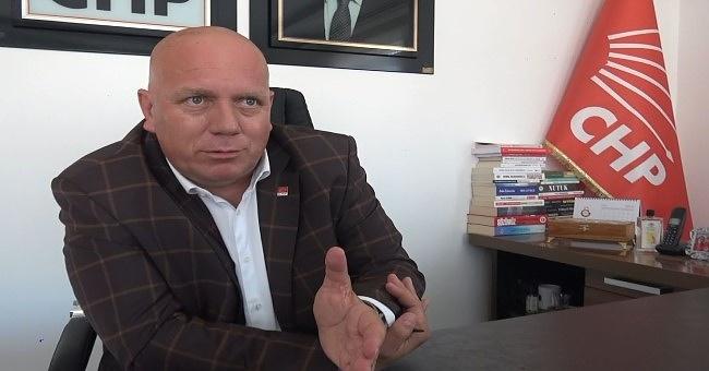 """CHP'li İl başkanı Pekcanlı """"sanki 20 yıldır CHP iktidarda?"""""""