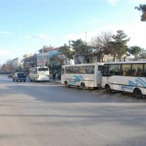 25 toplu taşıma aracı ticaretten men edildi