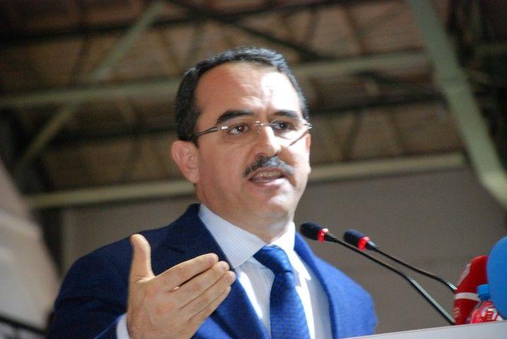"""Adalet Bakanı Ergin:""""Vatandaşımız beklediği adaletle buluşacak!"""