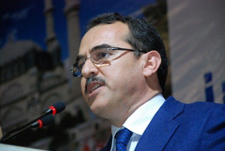 Adalet Bakanı Sadullah Ergin, Edirne'de!