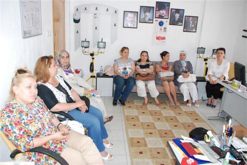 Ak Kadınlar Edirne için çalışıyor!
