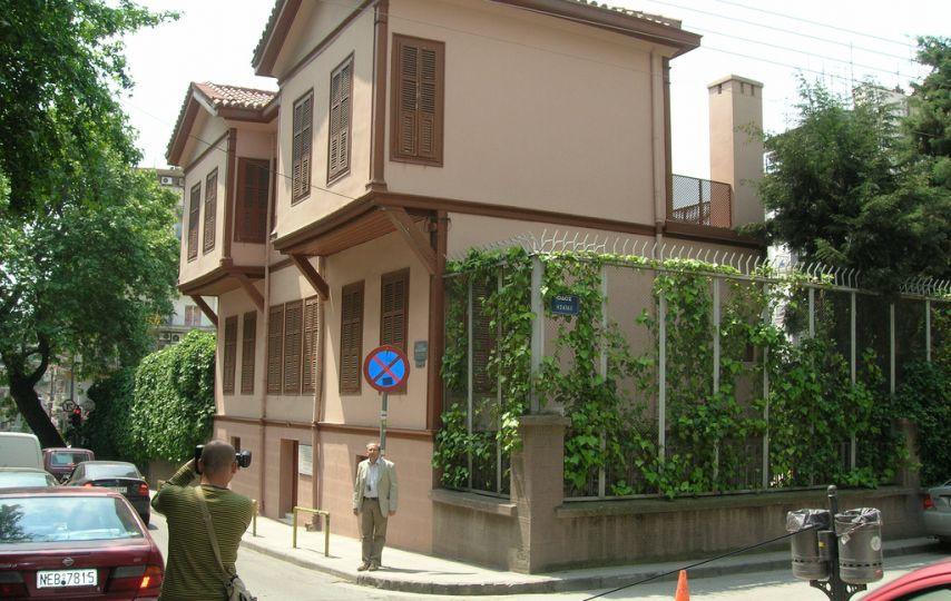 Ata'mızın evi restore ediliyor!