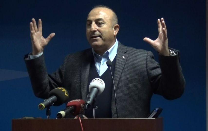 Bakan Çavuşoğlu