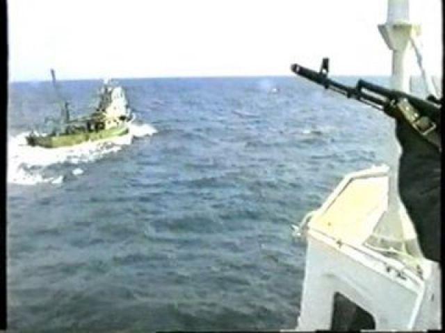 Balıkçılarımız taciz edildi!