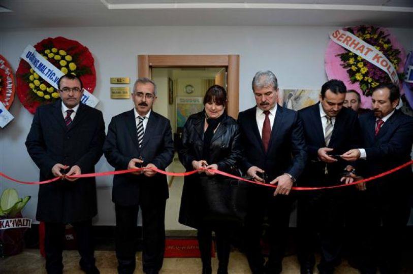 Balkan-Der açıldı!