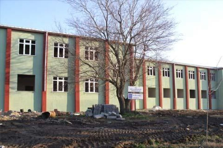 Balkan Ruh Sağlığı ve Hastalıkları Hastanesi tamamlandı